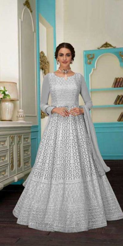 impeccable-off-white-color-heavy-georgette-with-embroidery-work-anarkali-suit