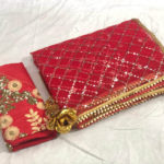 impeccable-red-color-soft-mono-net-with-heavy-sequence-work-saree