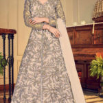 mesmerizing-cream-color-heavy-net-with-embroidery-work-wedding-wear-anarkali-suit