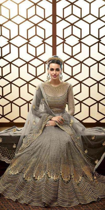vibrant-grey-color-heavy-net-with-embroidery-work-stone-work-anarkali-suit
