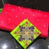 vibrant-pink-color-raw-silk-traditional-and-wedding-wear-saree