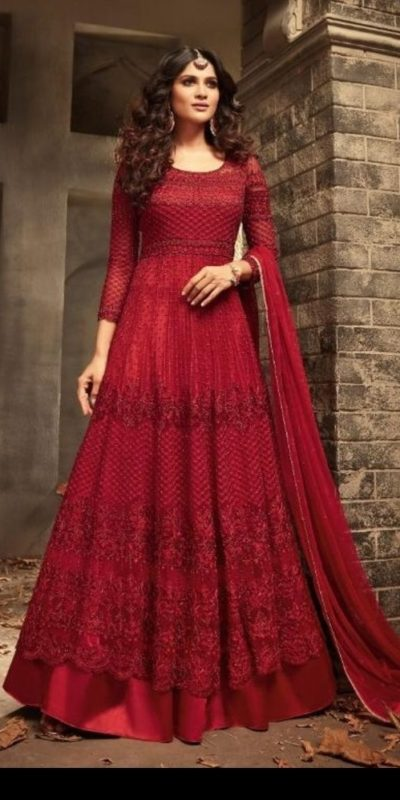 Party Wear Anarkali