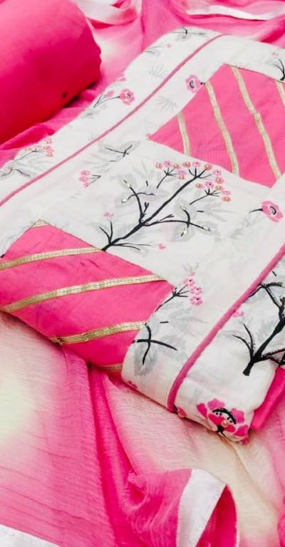 adorable-pink-color-pc-cotton-print-wedding-wear-salwar-suit