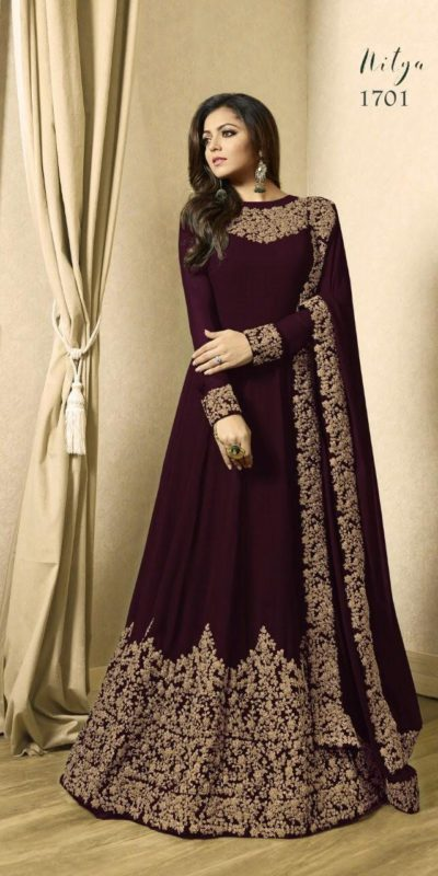 drashti-dhami-brown-vaishnavi-georgette-floor-length-anarkali