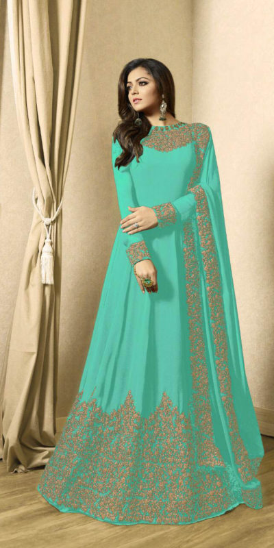 drashti-dhami-sea-green-vaishnavi-georgette-floor-length-anarkali