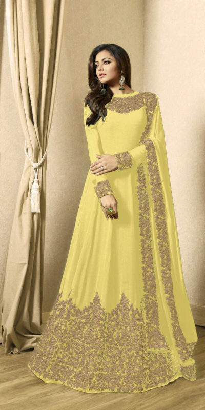 drashti-dhami-yellow-vaishnavi-georgette-floor-length-anarkali
