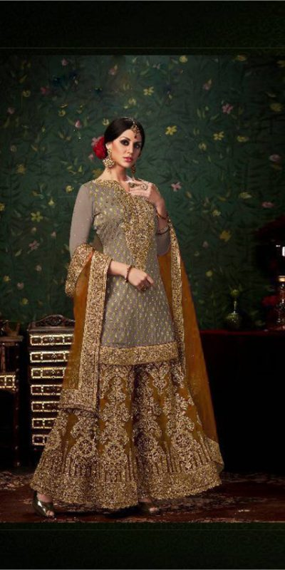 mehendi-womens-wear-heavy-banarasi-sharara-suit