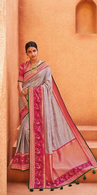 original-pure-pattu-off-white-color-festive-wear-saree-for-womens