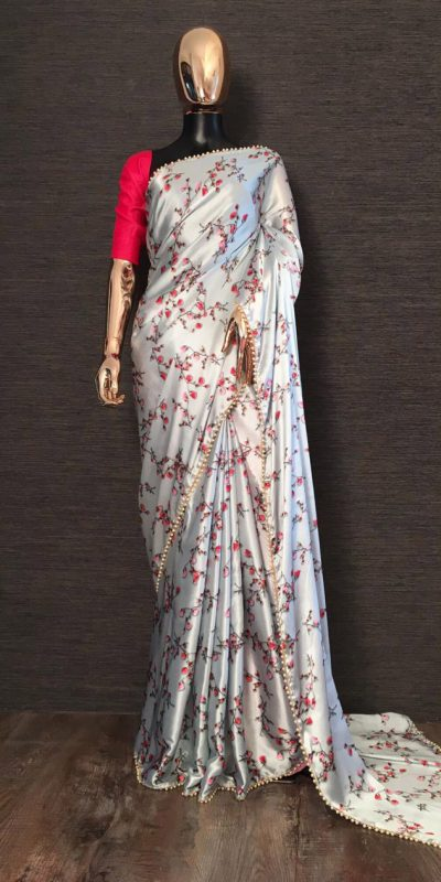 saree-for-womens-in-whitered-color-heavy-japan-satin-with-print