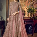 vipul-pink-color-womens-wear-heavy-sequence-anarkali-suit