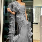 adorable-grey-color-georgette-freel-border-trendy-wear-saree