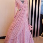 amazing-baby-pink-color-taffeta-silk-mirror-work-lehenga