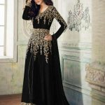 anarkali-for-womens-in-black-color-heavy-georgette-with-embroidery-work