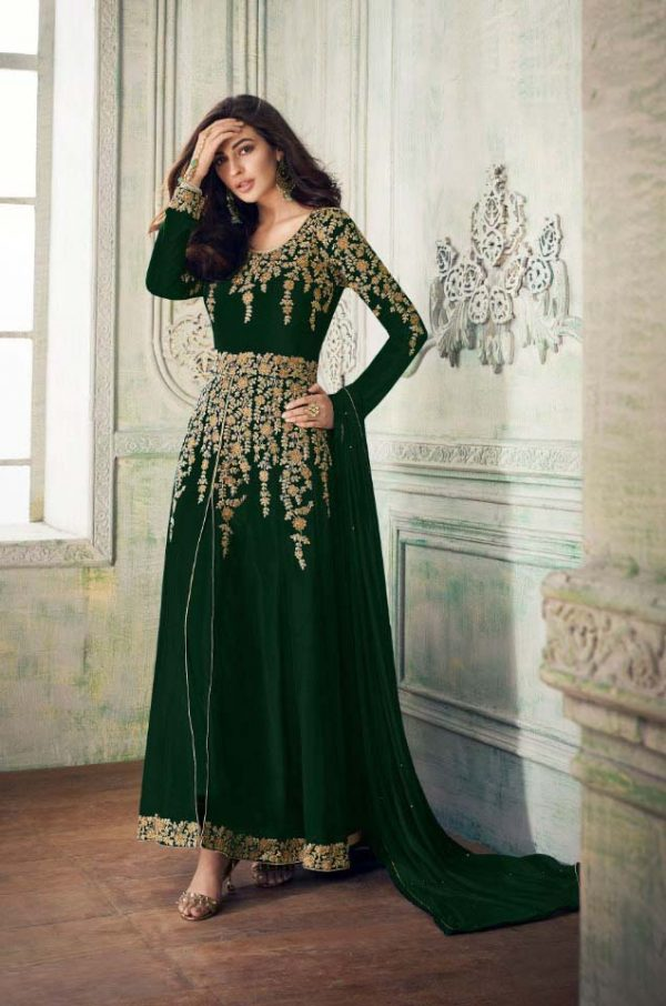 anarkali-for-womens-in-green-color-georgette-with-embroidery-work