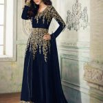 anarkali-for-womens-in-navy-blue-color-georgette-with-embroidery-work