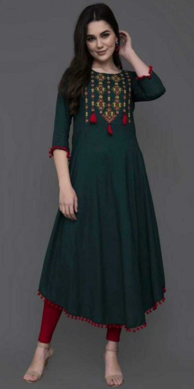 angelic-green-color-heavy-original-rayon-kurti