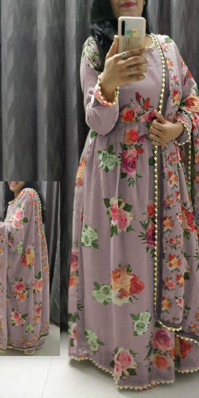 feminine-purple-color-crepe-silk-with-floral-printed-gown