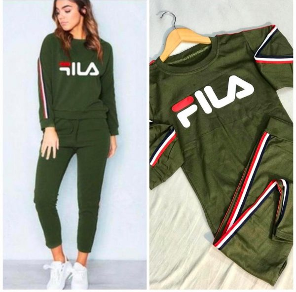 green-color-rib-cotton-modern-trendy-wear-track-suit