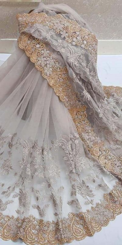 grey-color-heavy-mono-net-and-embroidery-stone-work-saree