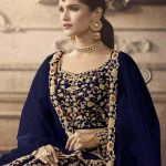 maisha-womens-navy-blue-color-net-with-embroidered-lehenga-choli-for-womens
