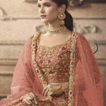 maisha-womens-orange-color-net-with-embroidered-lehenga-choli-for-womens