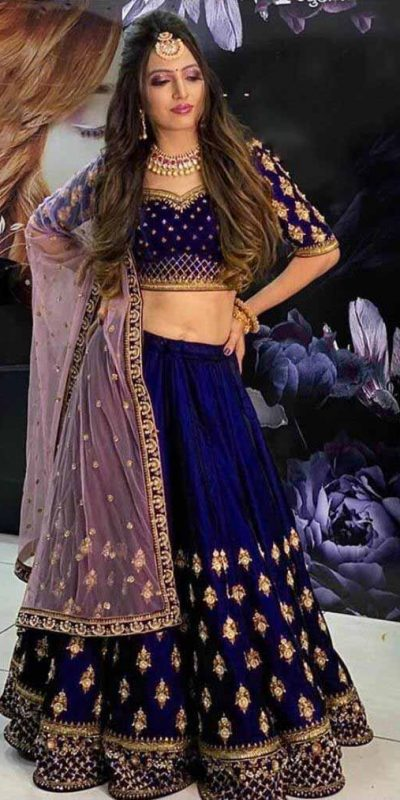 navy-blue-color-heavy-original-velvet-full-embroidery-work-lehenga-choli