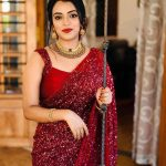 party-wear-georgette-sequence-work-saree-for-womens-red