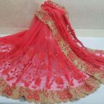 red-color-heavy-mono-net-and-embroidery-stone-work-saree