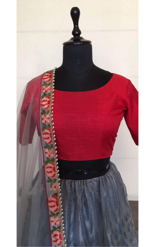 alluring-grey-color-net-with-embroidery-work-lehenga-choli