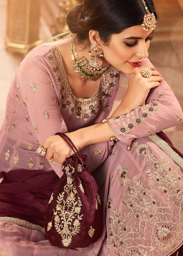 magnificent-pink-color-georgette-with-embroidered-anarkali-sharara