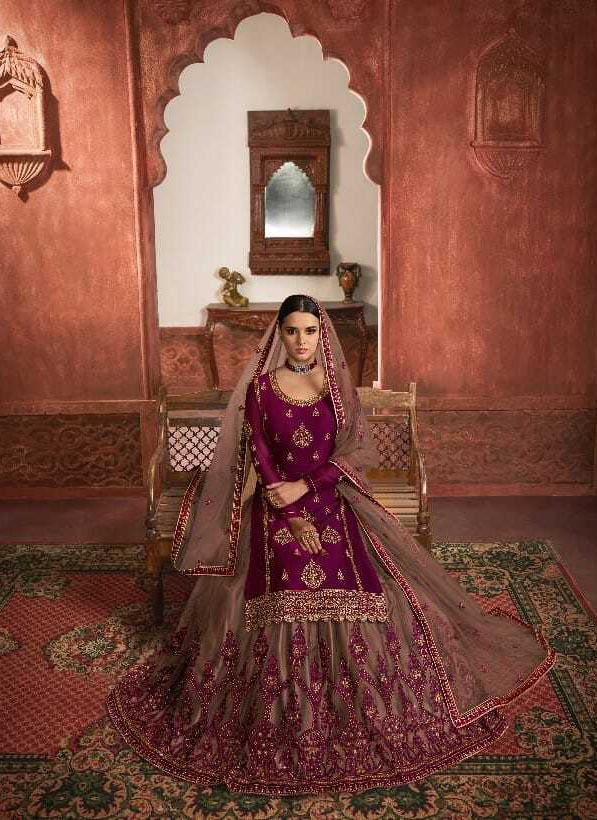 vibrant-womens-wear-wine-color-diamond-with-multi-work-sharara-suit