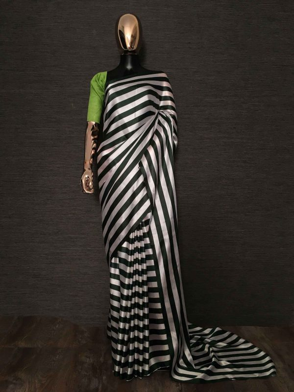 fantabulous-green-color-heavy-satin-with-floral-printed-saree