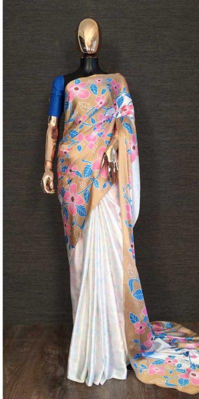 harmonious-white-color-heavy-satin-with-digital-printed-saree