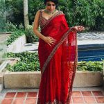 ravishing-red-color-georgette-with-embroidery-sequence-work-saree