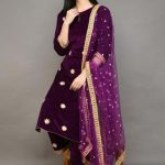 stylish-purple-color-viscose-velvet-with-embroidered-plazzo-suit