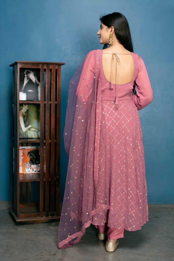 fantastic-pink-color-heavy-georgette-with-sequence-work-salwar-suit