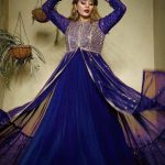 heavenly-blue-color-georgette-with-embroidery-sequence-work-gown