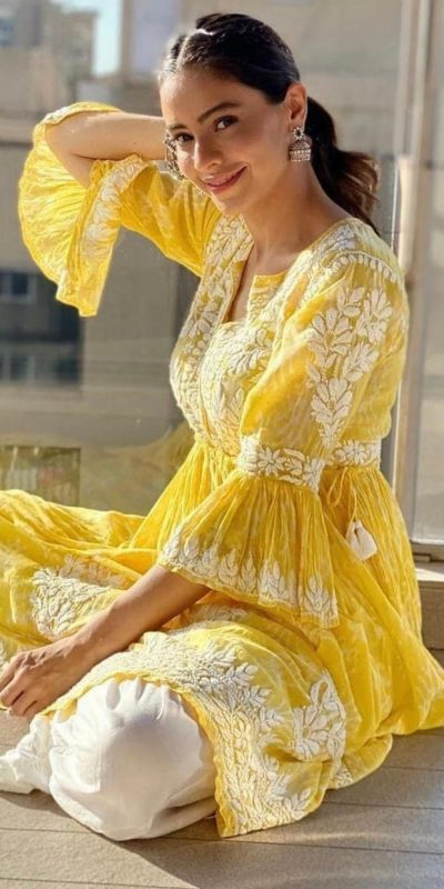 ideal-yellow-color-georgette-with-embroidery-work-plazzo-suit
