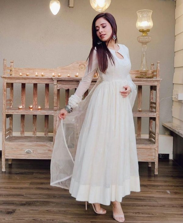pleasant-white-color-georgette-with-embroidery-sequence-work-gown