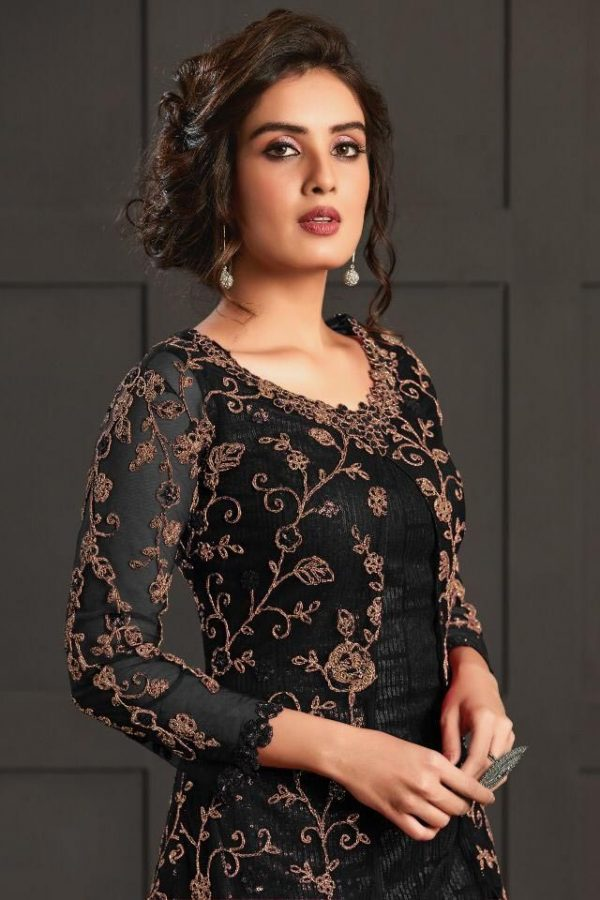 be-attractive-in-black-color-net-with-embroidery-sequence-work-salwar-suit
