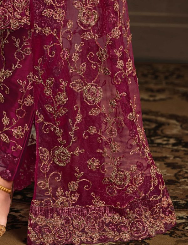 be-attractive-in-maroon-color-net-with-embroidery-sequence-work-salwar-suit