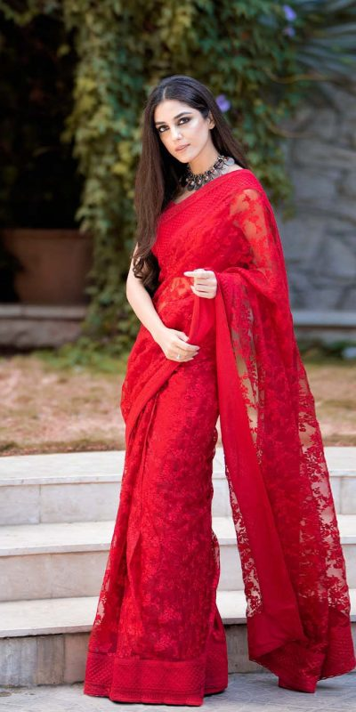 dreamy-red-color-butterfly-net-with-heavy-embroidery-work-saree