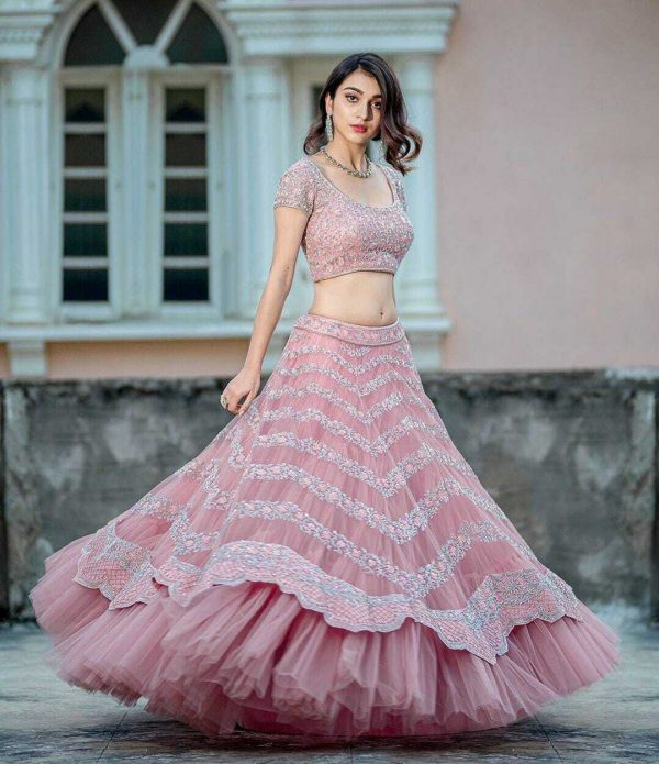 gorgeous-baby-pink-color-butterfly-net-with-beautiful-embroidery-work-lehenga-choli