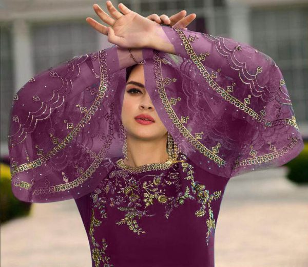 hypnotic-purple-color-georgette-with-embroidery-work-festive-salwar-suit