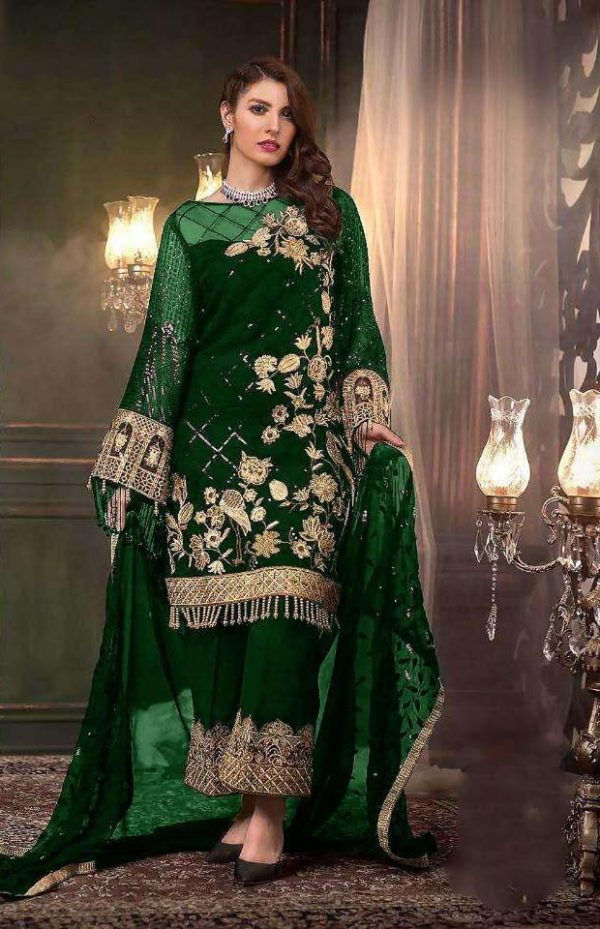 pleasing-green-color-net-with-sequence-work-festive-plazzo-suit