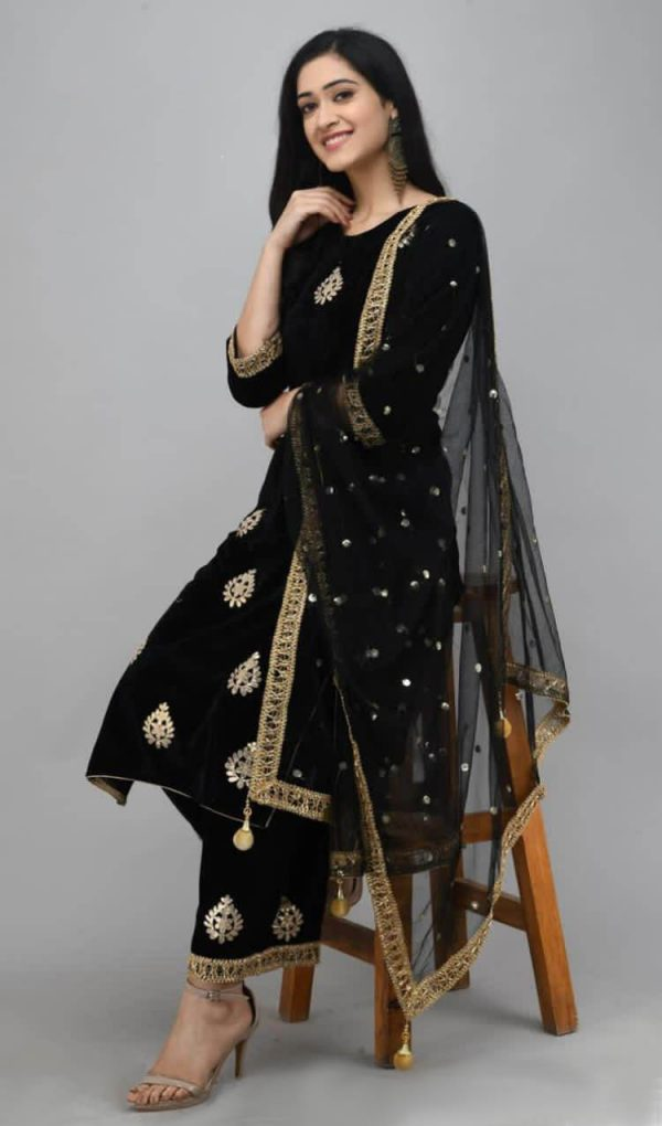 pretty-black-color-viscose-velvet-with-embroidered-plazzo-suit