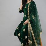 pretty-green-color-viscose-velvet-with-embroidered-plazzo-suit