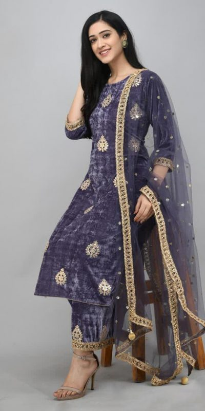 pretty-grey-color-viscose-velvet-with-embroidered-plazzo-suit