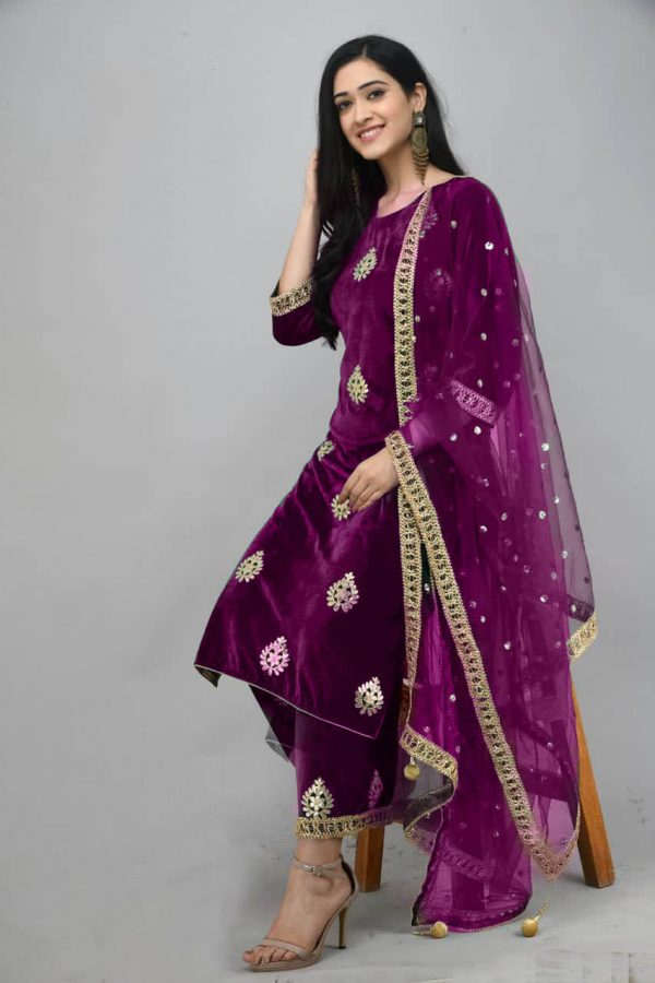 pretty-purple-color-viscose-velvet-with-embroidered-plazzo-suit