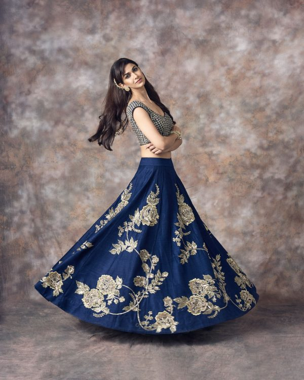 vibrant-blue-color-banglori-silk-with-ravishing-embroidery-work-lehenga-choli